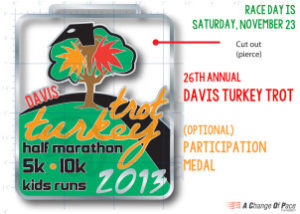 Davis Turkey Trot 2013