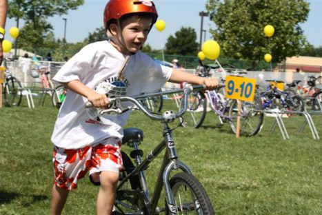 Positive Energy Kids Triathlon