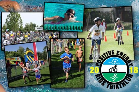 Positive Energy Kids Triathlon