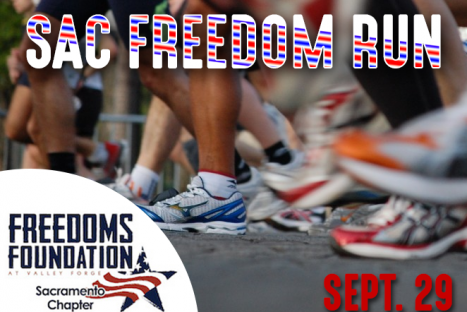 Sac Freedom Run