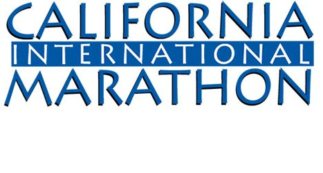 California International Marathon & Relay