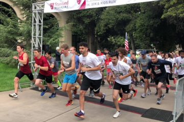 My Heart Counts 5K/10K at Stanford University raises money and awareness, celebrates survivors