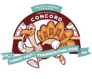 Concord Turkey Trot