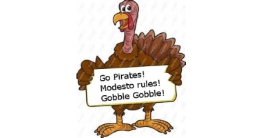 Modesto Turkey Trot and Gobbler Walk