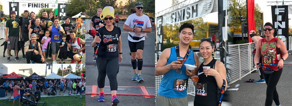 Runners And Walkers Have A Rockin Good Time At