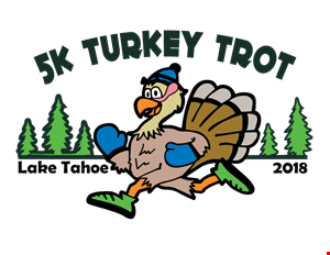 South Tahoe Turkey Trot Fun Run
