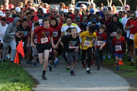 Zoom Turkey Trot