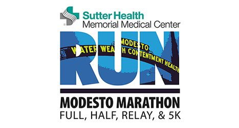 Modesto Marathon / Half Marathon / 5K