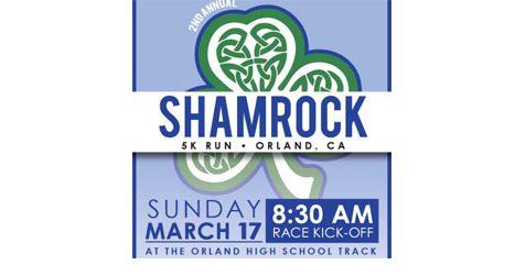 Shamrock 5k Run/Walk