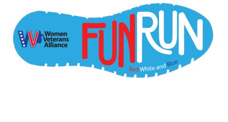 Women Veterans Red White and Blue 5k Run Walk Ride