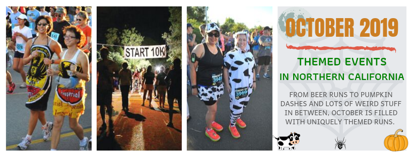Halloween Races 2020 Near Central Valley California Themed October Running Events in Northern California | The A