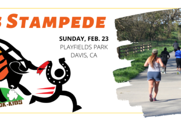 Davis Stampede: Finisher Medal Reveal, Fee Cut-Off Approaching