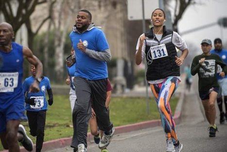 Dr. Martin Luther King, Jr. Run & Walk