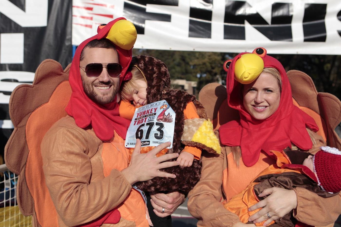 Forma Turkey Trot