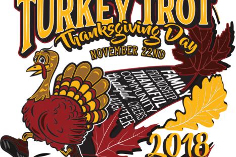 Shasta Regional Medical Center Redding Turkey Trot