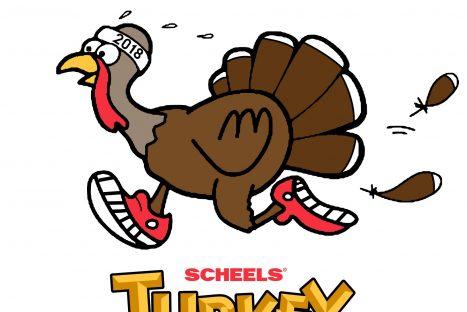Scheels Turkey Trot