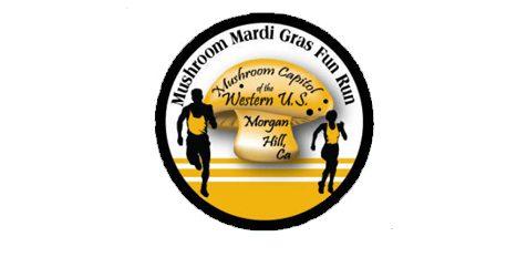 Morgan Hill Mushroom Mardi Gras Fun Run