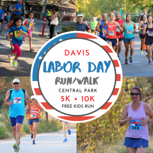 DAVIS LABOR DAY RACE