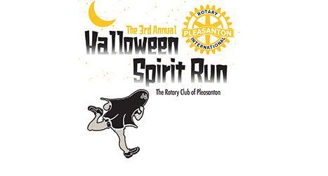 Pleasanton Halloween Spirit Run