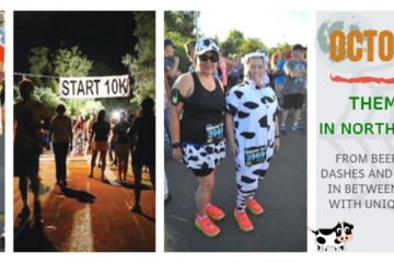Themed October Running Events in Northern California