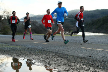 January running event roundup for Northern CA